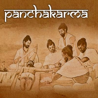 Dessin de pachakarma