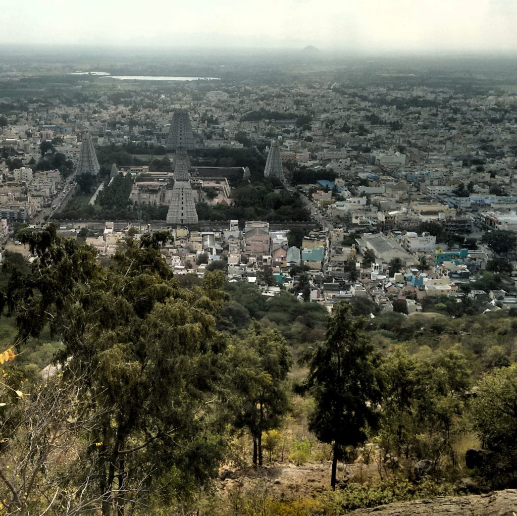 le grand temple de tiruvannamalai