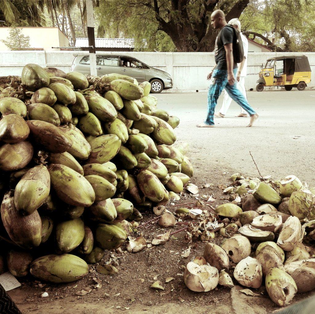 Coconoutstandtiruvannamalai