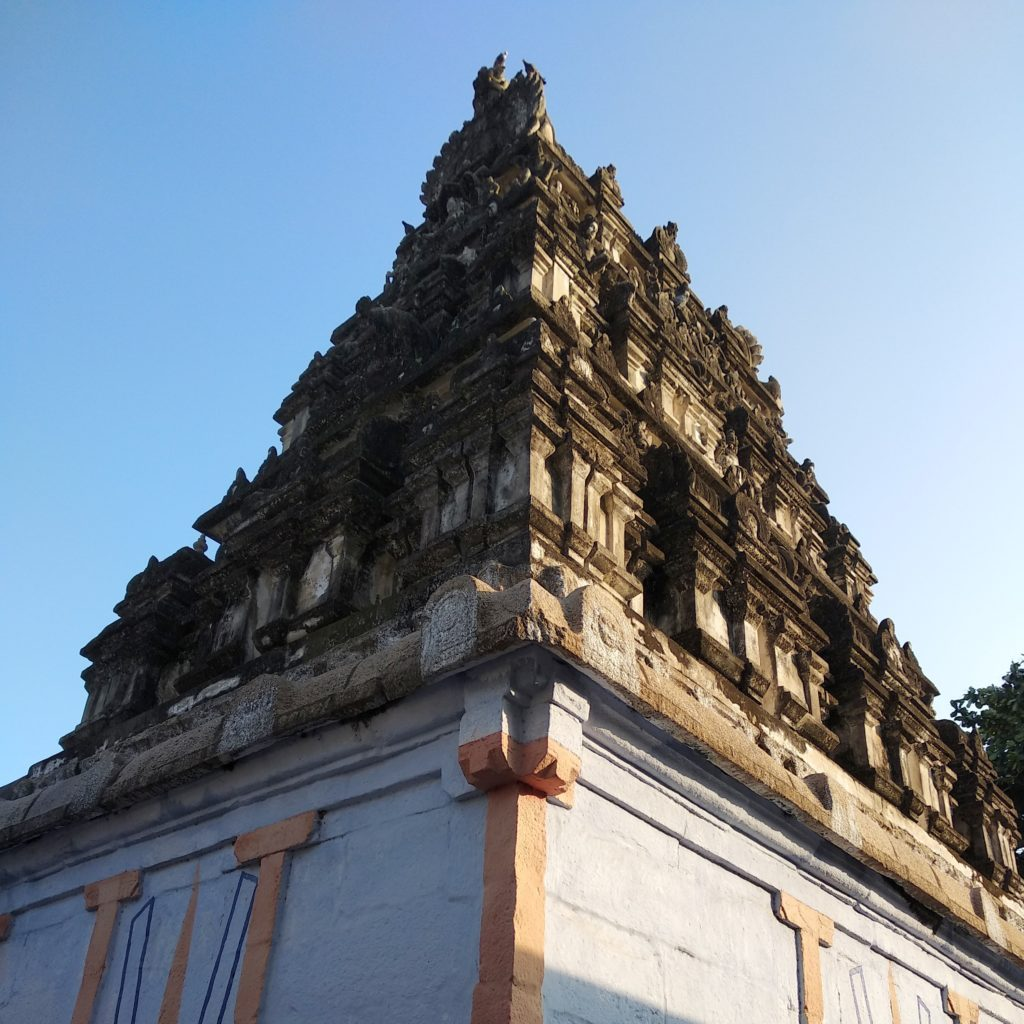 Gopuramvisnutemplemahabalipuram